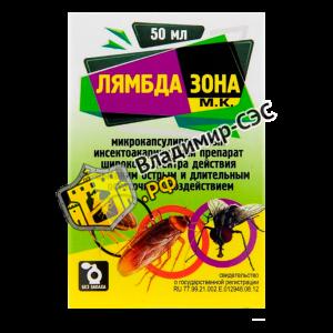 Лямбда Зона м.к.