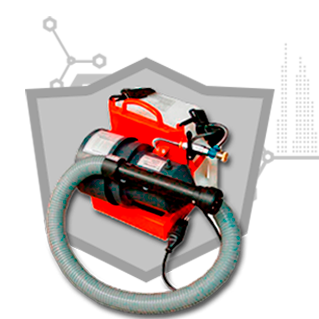 генератор холодного тумана дезинфекция
