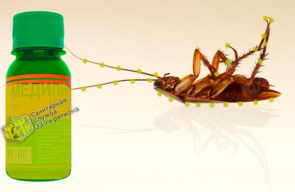 медилис ципер от тараканов