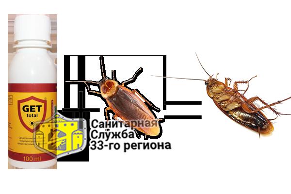 микрокапсулы от тараканов